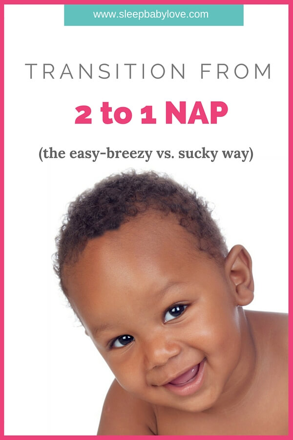 Do The 2 To 1 Nap Transition