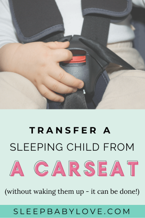 Have You Ever Tried To Move Your Sleeping Child From A Carseat Without Waking Them Up? It Probably Ended In An Epic Fail, Am I Right? Click Through To Learn From My Mistakes - How To Successfully Transfer Your Sleeping From The Car Seat To A Bed AND How You Can Get Your Child To Not Fall Asleep In The Car! Toddler Sleep | Child Won't Sleep | #sleepbabylove #sleeptips #toddlersleep #toddler #toddlerlife #preschool