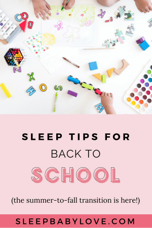 Summer Is Coming To A Close And Many Parents Are Dreading The Transition From Summer Fun To The Routine Of Back To School. Click Through To Learn Some Tips To Ease Your Way Back Into The Swing Of School (geared Toward The Preschooler And Kindergarten School Age). Preschool Tips | Preschooler Sleep | Back-to-school Tips | Kindergarten Tips | Parenting #sleepbabylove #sleeptips #sleep #parenting #preschooler #backtoschool