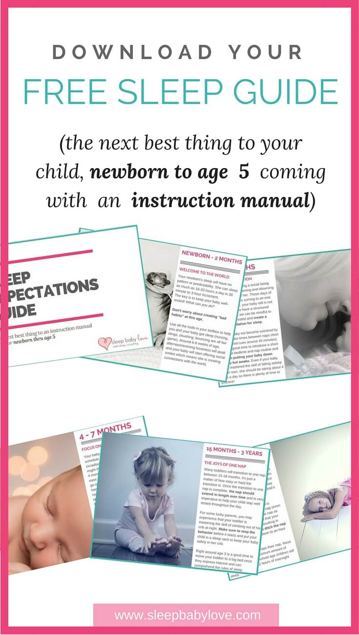 How exhausting, overwhelming and confusing it is to deal with your child's sleep! This sleep guide will set you up for future success to know what to expect throughout the various stages in your baby, toddler, preschooler's life. Click here to download your copy!