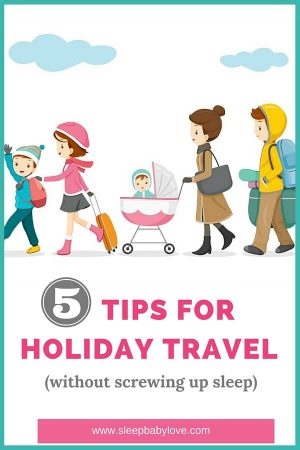 If You Are Going On Vacation Or Spending Time Celebrating The Holidays With Family Please Take Note Of These Great Tips. Travel With Kids And Make Sure That You Don't Throw Sleep Out The Window! Click Here To Get Great Sleep Tips!