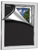 Blackout Window Covers Are Great When You Need To Darken Your Room And Keep The Cold