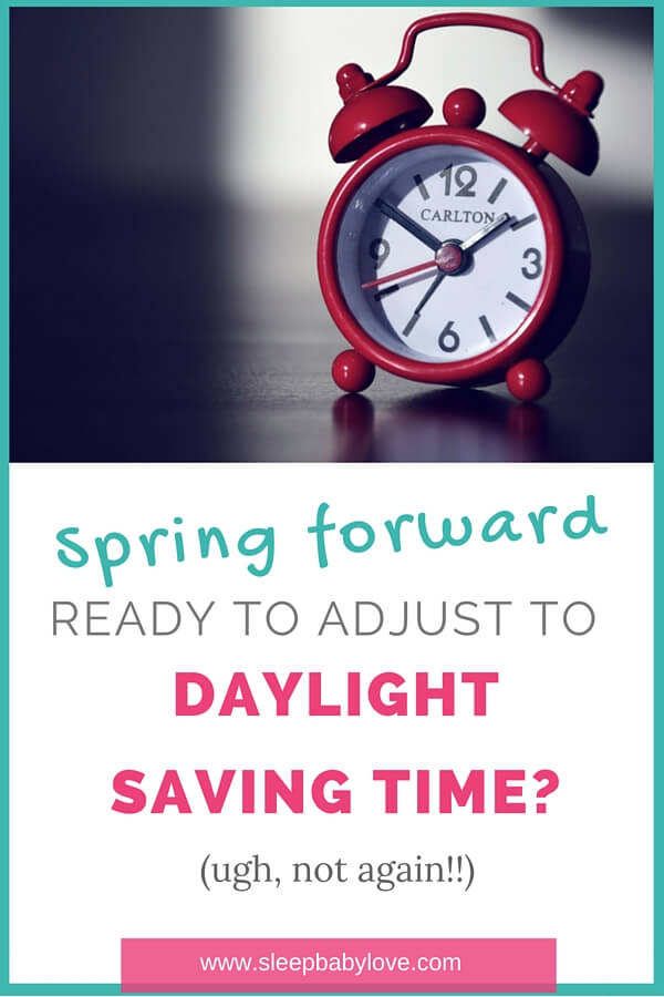 Spring Forward:  5 Tips To Adjust To Daylight Saving Time