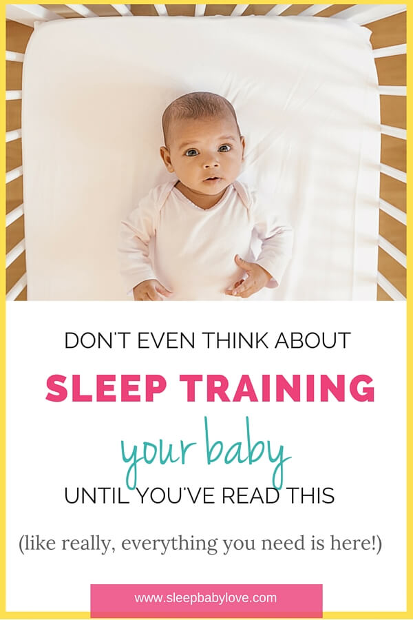 Sleep Training Made Easy