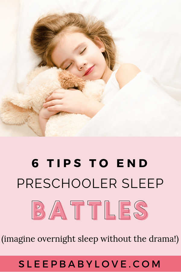 How To Stop A Toddler Sleep Regression:  6 Tips To End Sleep Battles (2-6)