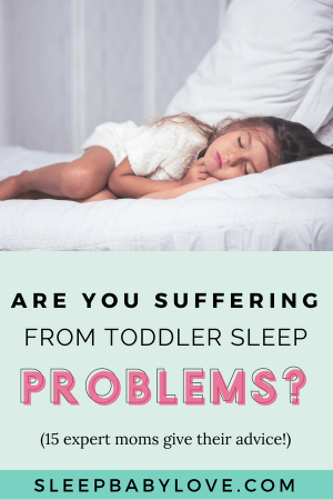 Are You Going Through Preschooler And Toddler Sleep Problems? Do You Feed Off Coffee, Wine, And Leftover Chicken Nuggets To Keep Yourself Going? Click Through To Get Some Expert Advice On Your Sleep Problems From 15 Moms Who've Been There, Done That! Preschool Tips | Preschooler Sleep | Toddler Tips | Toddler Sleep Tips | Parenting #sleepbabylove #sleeptips #sleep #parenting #preschooler #toddler