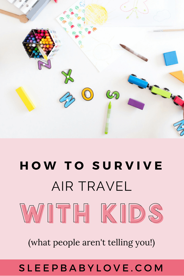 The 5 Realities Of Braving Air Travel With Kids