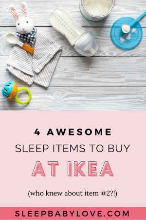 Who Knew That I Would Find Such Awesome Sleep Items To Buy At IKEA?! Here Are My Top 4 Items To Help With Your Child's Sleep That You Can Find At IKEA! Baby Sleep Tips | How To Get Your Baby To Sleep | Newborn Sleep | Toddler Tips | Toddler Sleep Tips | Parenting #sleepbabylove #sleeptips #sleep #parenting #newmom #babysleep #newborn #toddler